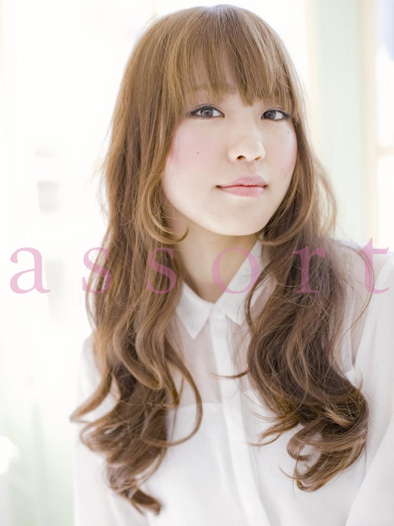 [2013 人気ヘアスタイル] Honey☆Wave