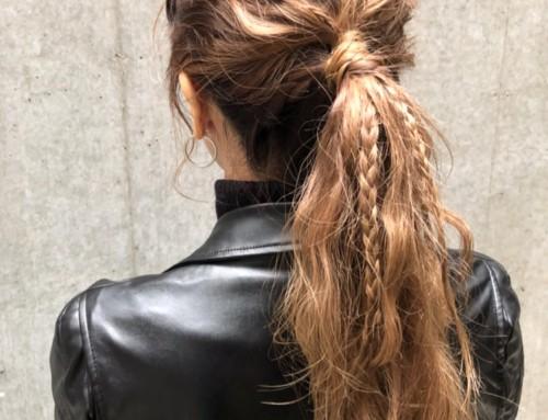 美容師さんの髪の毛って、、、☆彡